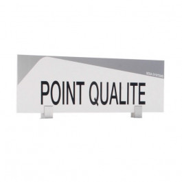 "Design headband ""QUALITY POINT"""