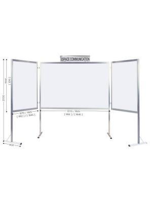 High-quality display board | MOD'INFO