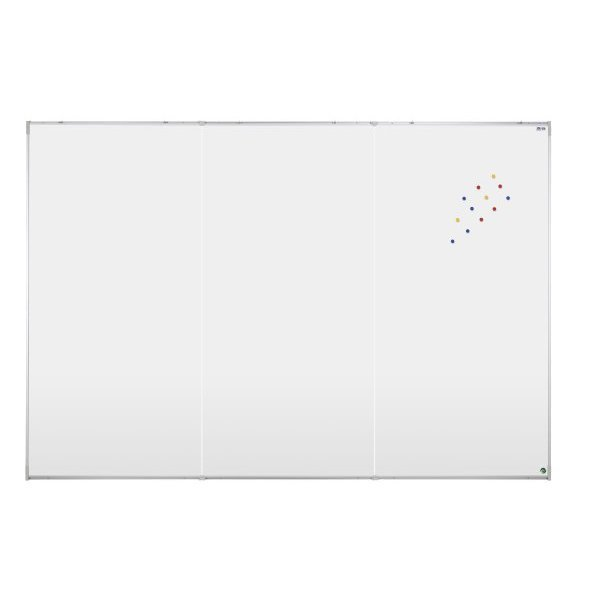 White magnetic modular panel | WALL OF EXPRESSION