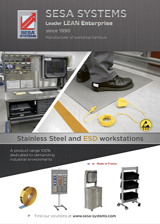 Stainless Steel & ESD